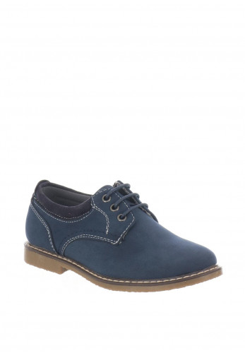 Sevva Boys Oliver Lace Up Shoes, Navy