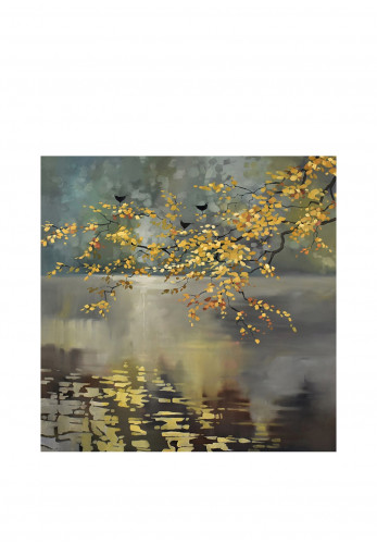 Sharon McDaid Shadows at Dusk Framed Art