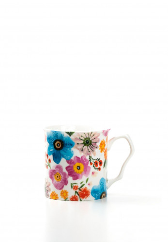 Shannonbridge Flower Power Mug & Apron Set