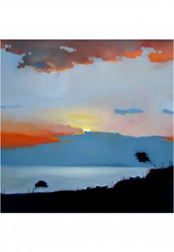 Sharon McDaid Atlantic Sunset