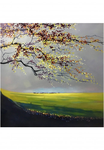 Sharon McDaid Farewell to the Leaves of Summer