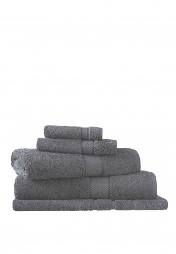 Sheridan Luxury Egyptian Cotton Towel Collection, Graphite