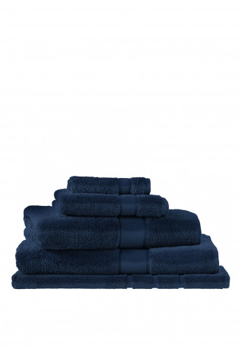 Sheridan Luxury Egyptian Cotton Towel Collection, British Navy