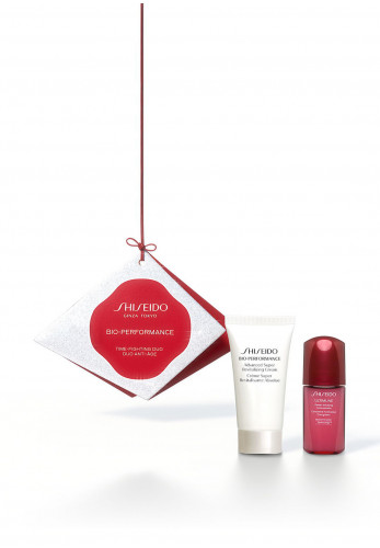 Shiseido Bio Performance Time Fighting Duo Anti Age