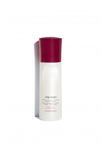 Shiseido Complete Cleansing Microfoam, 180ml