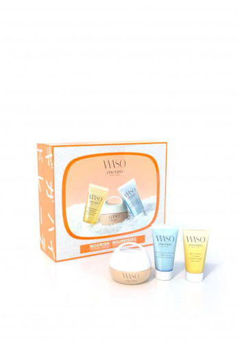 Shiseido Waso Nourish Your Skin Gift Set