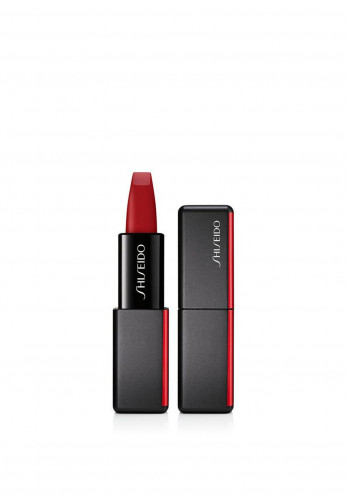 Shiseido Modern Matte Powder Lipstick, 516 Exotic Red