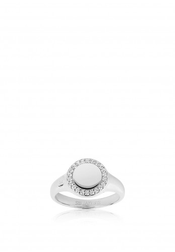Sif Jakobs Follina Piccolo Ring, Silver