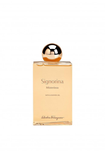 Salvatore Ferragamo Signorina Misteriosa Bath and Shower
