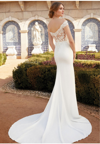 Sincerity 44237 Wedding Dress, Ivory