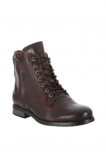 Sneaky Steve Kingdom Leather Boot, Brown