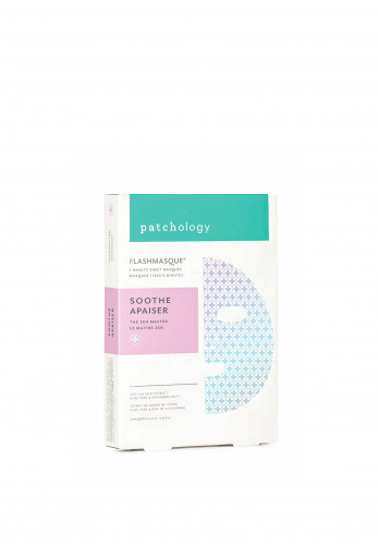 Patchology Flash Masque Soothe The Zen Master 4 Pack