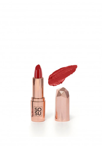 SoSu Let Them Talk Lipstick Matte, Seduction