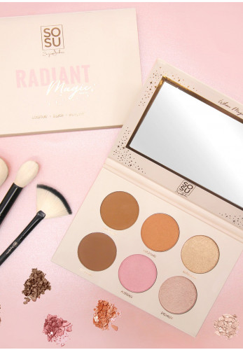 SoSu Radiant Magic Palette