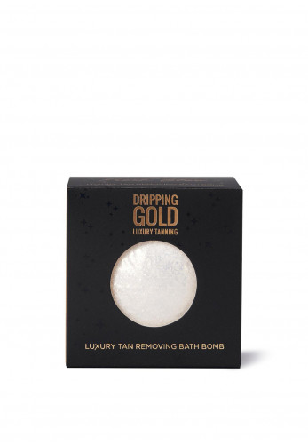 SoSu Fresh Glow Luxury Tan Removing Bath Bomb, Rose & Lemon