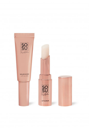 SoSu Let Them Talk Lip Care Set