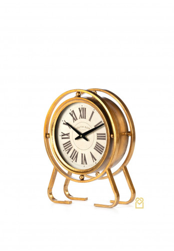 South Row Amelia Vintage Table Clock