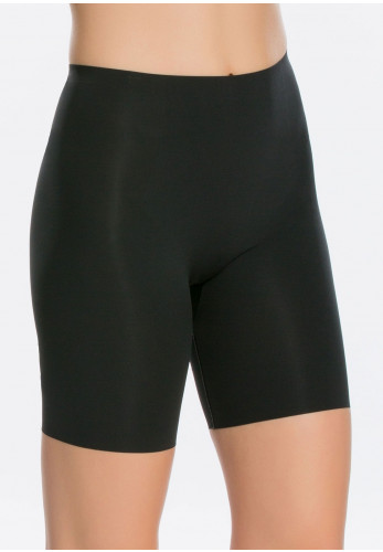 Spanx Thinstincts Mid Thigh Short Briefs, Black