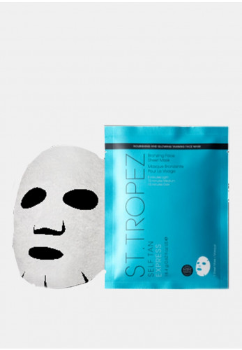 St. Tropez Tanning Face Mask