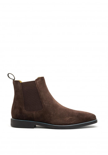Steptronic Mayfair Chelsea Boot, Brown Suede