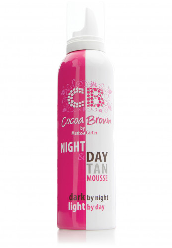 Cocoa Brown by Marissa Carter Night & Day Tan Mousse 150ml