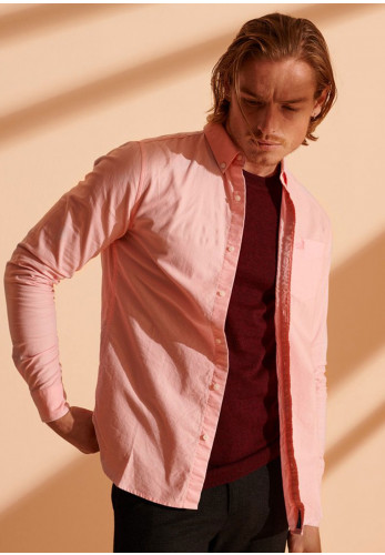 Superdry Classic University Shirt, Candy