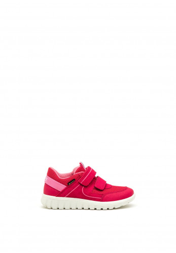Superfit Girls Gore-Tex Velcro Strap Trainers, Pink
