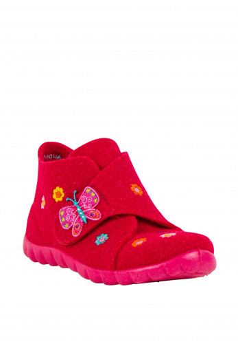 Superfit Baby Girls Slipper Shoes, Pink