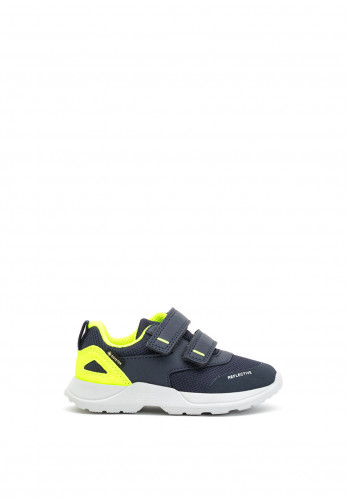 Superfit Boys Reflective Gore-Tex Trainers, Navy