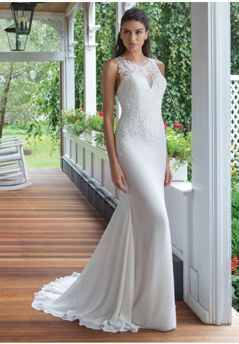 Sweetheart 11055 Wedding Dress, Ivory