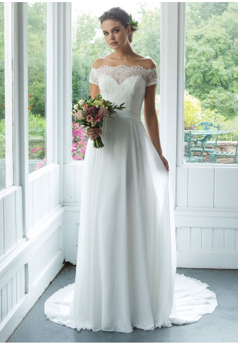Sweetheart 11059 Wedding Dress, Ivory