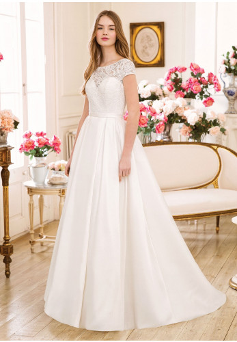 Sweetheart 11065 Wedding Dress, Ivory