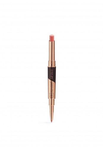 Sculpted Aimee Connolly Lip Duo Liner And Lipstick, Tan Twin