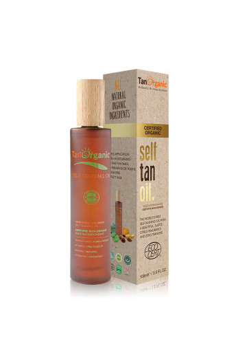 Tan Organic Self Tan Oil, 100ml