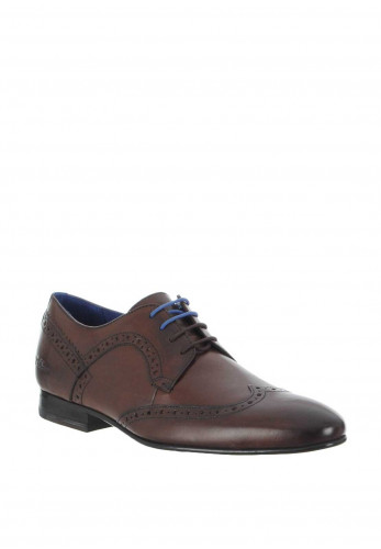 Ted Baker Ollivur Leather Shoe, Brown