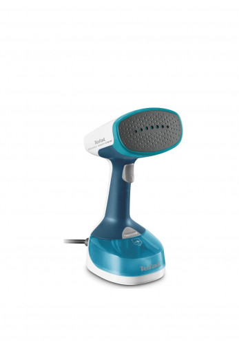 Tefal Access Steam Travel Handheld Garment Steamer, Blue