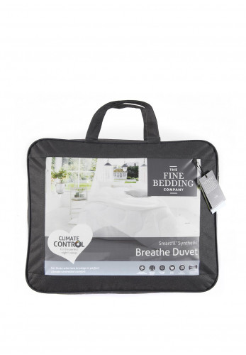 The Fine Bedding Company Breathe 10.5 Tog Duvet