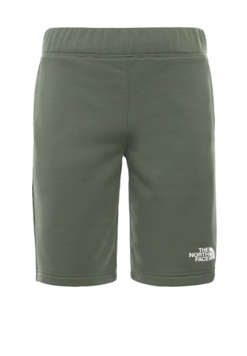 The North Face Boys Surgent Shorts, Green