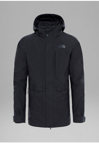 The Northface Men's Outer Boro Tri Jacket, Black