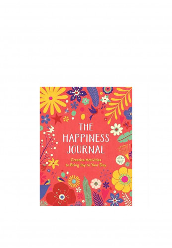 The Happiness Journal, by Michael O Mara