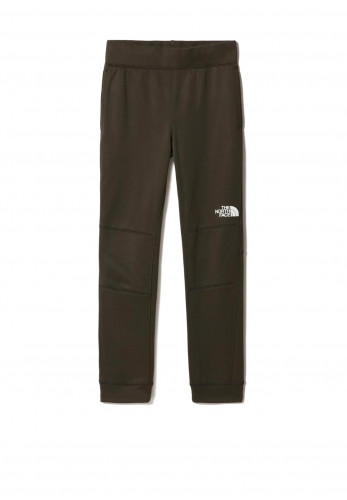 The North Face Boys Surgent Sweatpants, Green