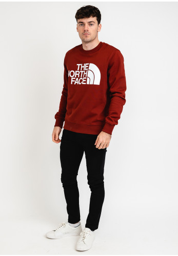 The North Face Standard Crew Neck Sweater, Brickhouse Red