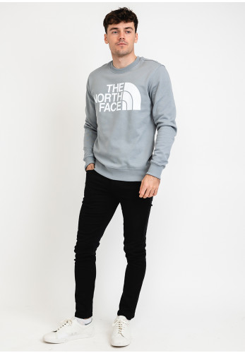 The North Face Standard Crew Neck Sweater, Tradewinds Grey