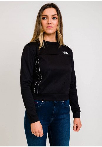 The North Face Womens Mountain Athletic Pullover, Black