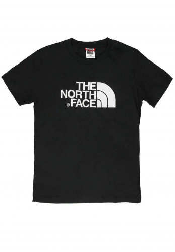 The North Face Boys Logo Easy T-Shirt, Black