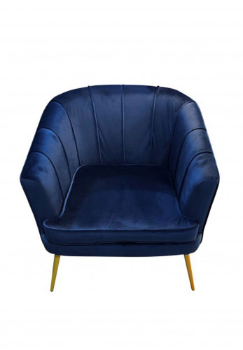 Scatter Box Thea Tub Chair, Navy