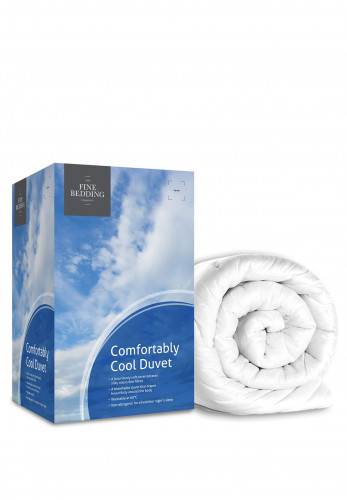 The Fine Bedding Company Comfortably Cool Duvet, 10.5 Tog