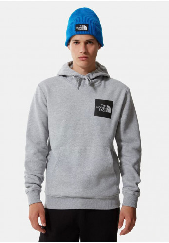 The North Face Fine Hoodie, Light Grey Heather