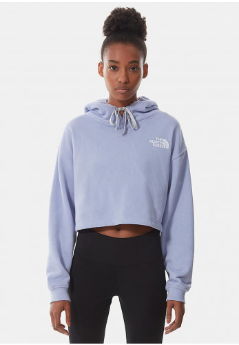 The North Face Womens Cropped Hoodie, Sweet Lavender