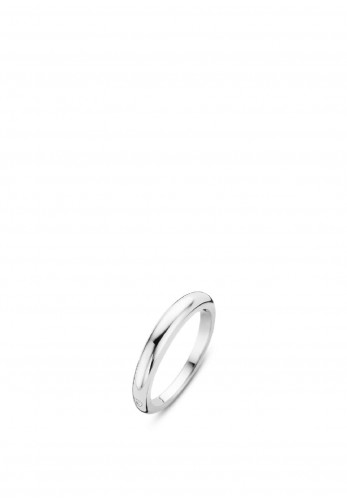 Ti Sento Milano Silver Stackable Ring 12104SI